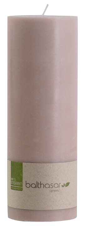 GREEN Zylinderkerze 440664302088 Farbe Taupe Grösse H: 20.0 cm Bild Nr. 1