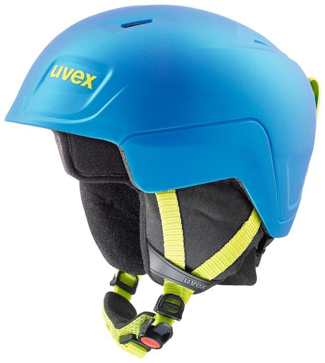 manic pro Casque de sports d'hiver Uvex 461876048040 Couleur bleu Taille 48-50 Photo no. 1