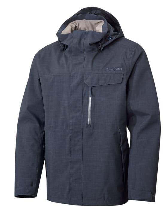 ZipIn! Jacket Imphal1 Veste pour homme Schöffel 462790204822 Couleur bleu foncé Taille 48 Photo no. 1