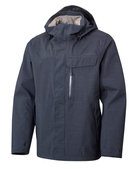 ZipIn! Jacket Imphal1 Herren-Trekkingjacke Schöffel 462790204822 Farbe dunkelblau Grösse 48 Bild-Nr. 1
