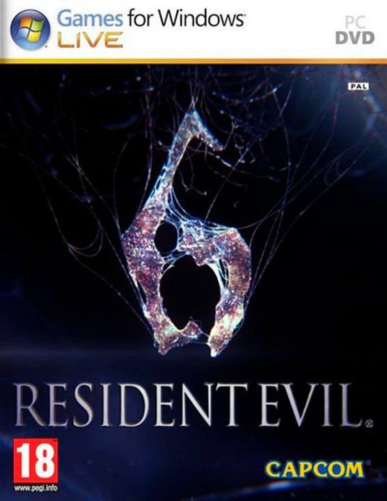 PC - Resident Evil 6 Digital (ESD) 785300133608 Bild Nr. 1