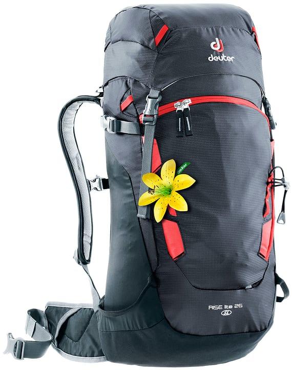 Rise Lite 26 SL Zaino da escursionismo per donna Deuter 460259500020 Colore nero Taglie Misura unitaria N. figura 1