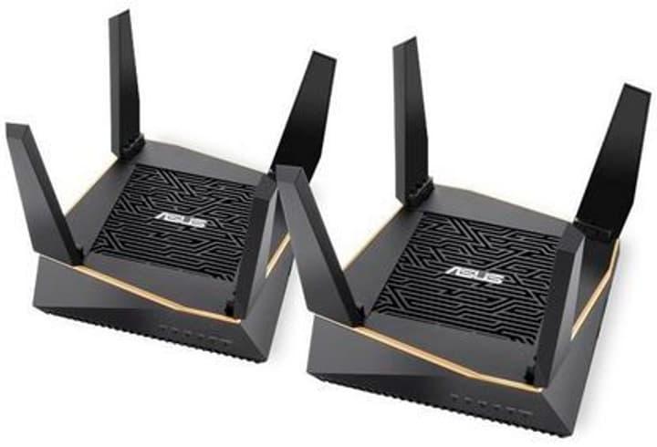 Mesh-System RT-AX92U 2er-Set Router Asus 785300144834 Photo no. 1