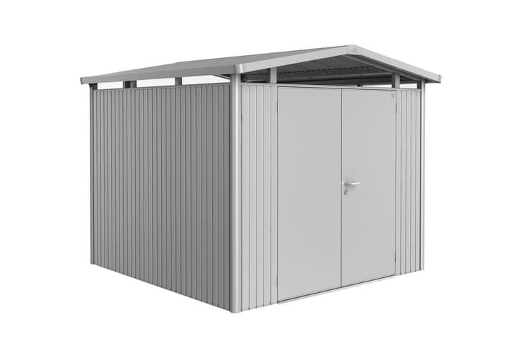 Ricovero Panorama P4 Biohort 647250800000 Colore Argento-Metallico Copertura di tetto Tetto in lamiera zincata N. figura 1