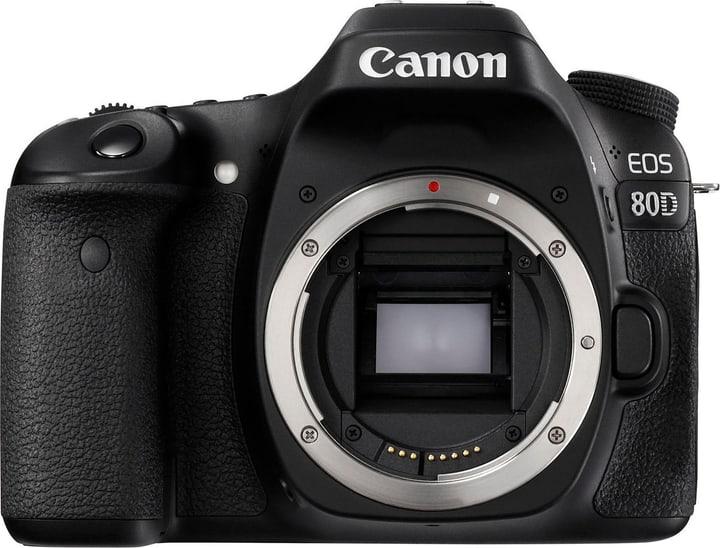 EOS 80D Body Spiegelreflexkamera Canon 785300126245 Bild Nr. 1