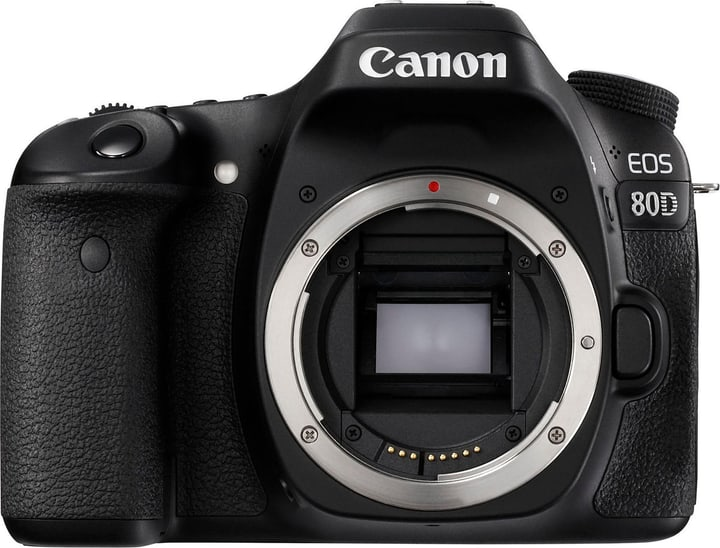 Canon EOS 80D Body appareil photo reflex