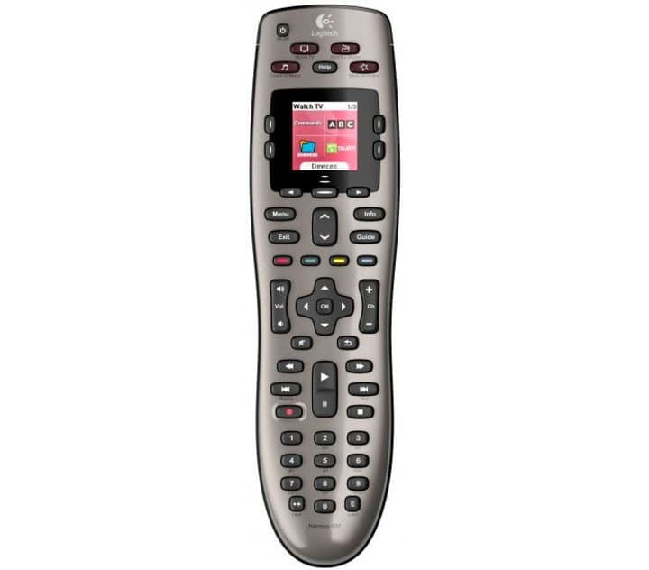 Harmony 650 Universalfernbedienung TV-Fernbedienung Logitech 785300124173 Bild Nr. 1