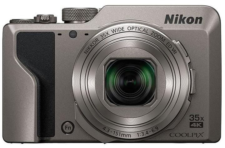 Nikon Coolpix A1000 argent Appareil photo compact