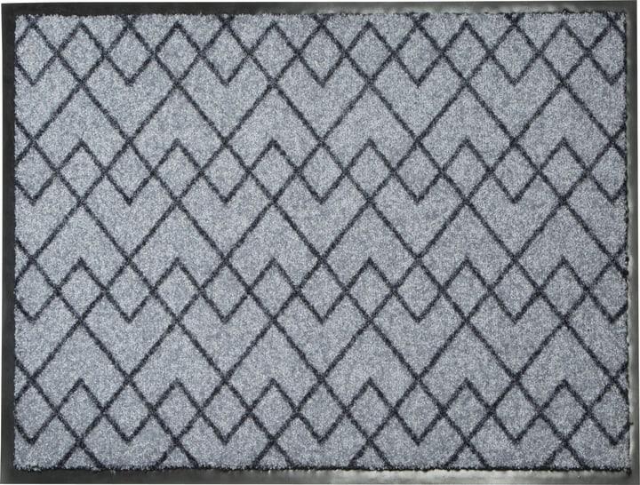 MARIS paillasson 412818904681 Couleur gris clair Dimensions L: 45.0 cm x P: 75.0 cm Photo no. 1
