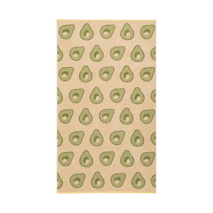 AVOCADO Asciugamano da spaggia 374145520974 Dimensioni L: 90.0 cm x A: 160.0 cm Colore Beige N. figura 1