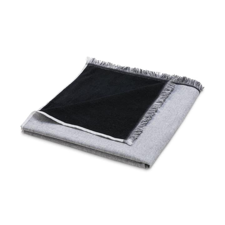 JAVIER Duschtuch 374139220520 Grösse B: 70.0 cm x T: 140.0 cm Farbe Schwarz Bild Nr. 1