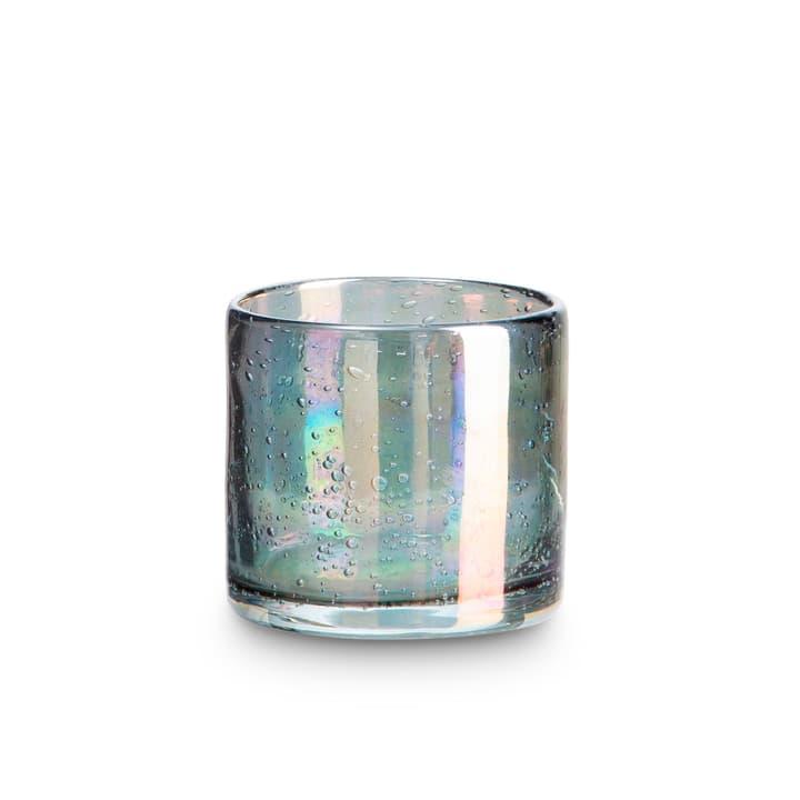 SKAGY Porte-bougies chauffe-plat 396063800000 Dimensions L: 8.0 cm x P: 8.0 cm x H: 8.0 cm Couleur Vert Photo no. 1