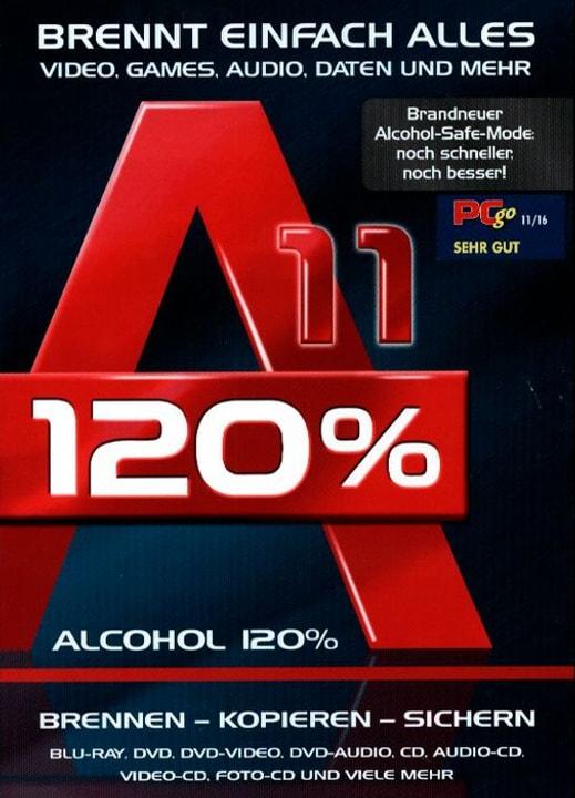PC 120% Version 11 - Brennt einfach Fisico (Box) 785300121686 N. figura 1