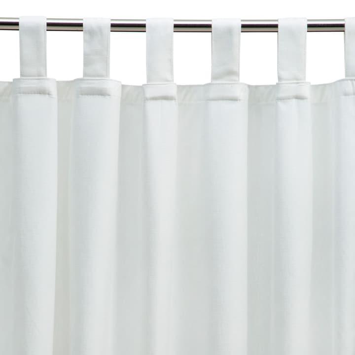 MELVA Rideau opaque prêt à poser 372036700000 Couleur Blanc cassé Dimensions L: 135.0 cm x H: 240.0 cm Photo no. 1