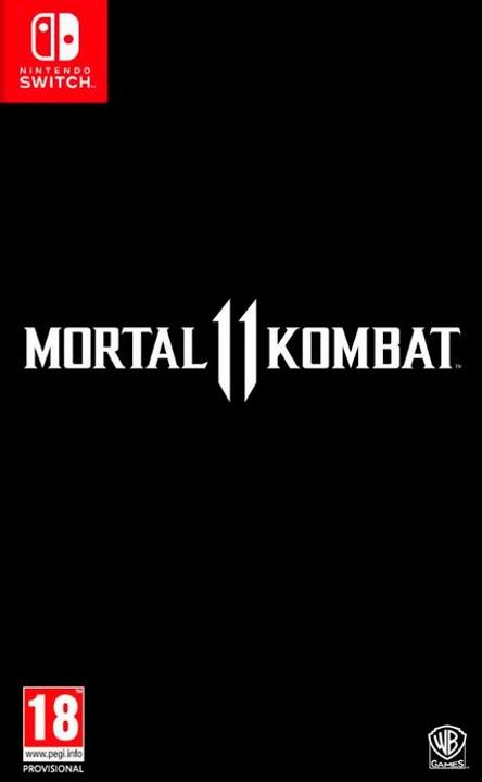 NSW - Mortal Kombat 11 D/f Box 785300141153 Bild Nr. 1