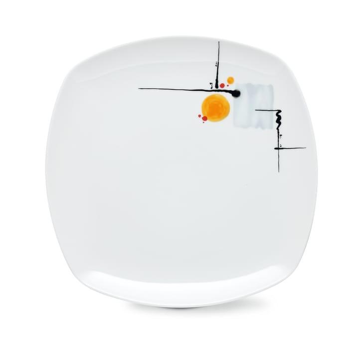 SUNRISE Piatto piano Cucina & Tavola 700155100007 Colore Multicolore Dimensioni A: 3.0 cm N. figura 1