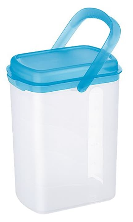M-TOPLINE Flüssigkeitenbehälter M-Topline 702906500040 Farbe Blau Grösse B: 13.5 cm x T: 23.5 cm x H:  Bild Nr. 1