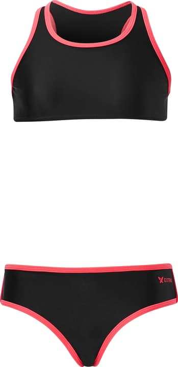 Bikini pour fille Extend 464522112220 Couleur noir Taille 122 Photo no. 1