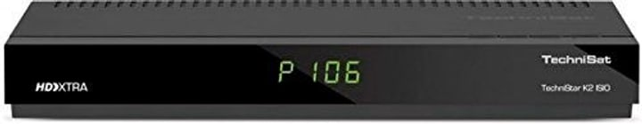 TechniStar K2 ISIO - Nero HDTV Cable Receiver Technisat 785300123326 N. figura 1