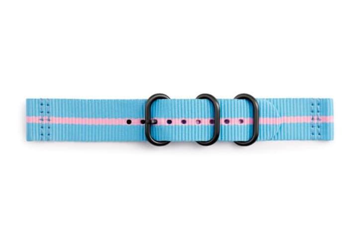 Galaxy Watch (42 mm) Strap Studio Premium Nato Strap 20 mm blau Armband Samsung 785300138269 Bild Nr. 1