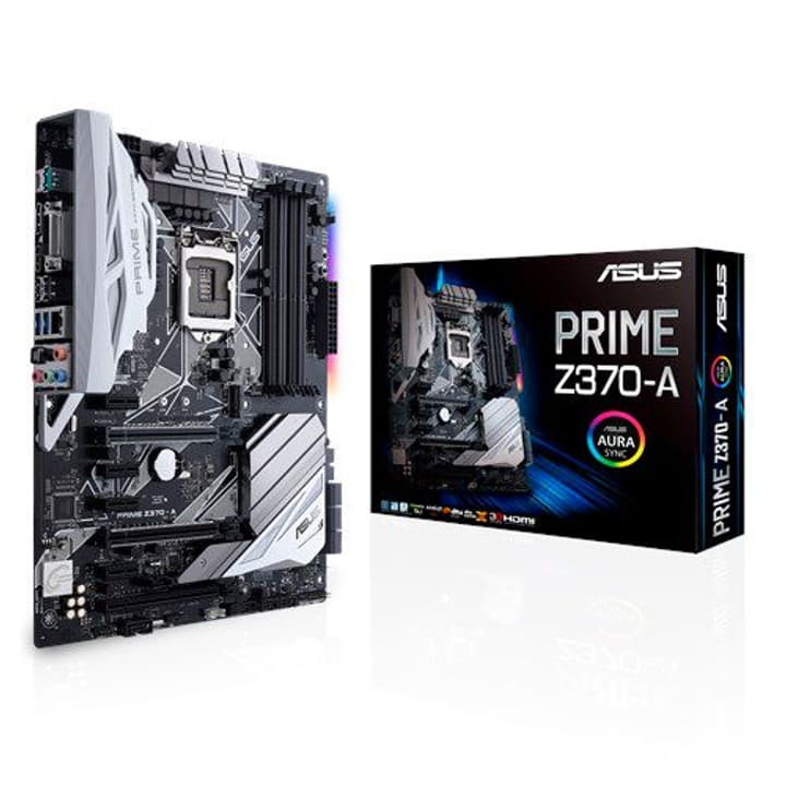 PRIME Z370-A Mainboard Asus 785300139906 Photo no. 1