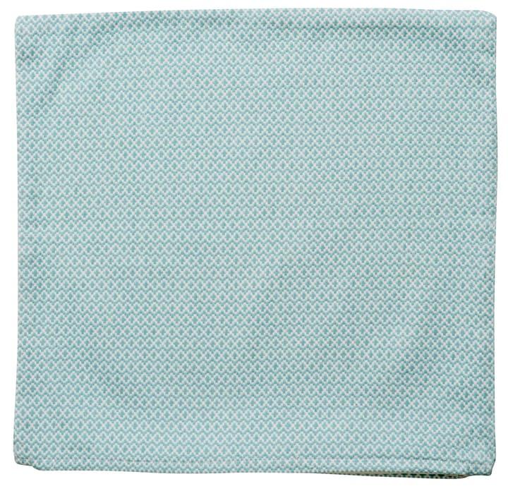 JULIANA Zierkissenhülle 450725840141 Farbe Hellblau Grösse B: 45.0 cm x H: 45.0 cm Bild Nr. 1