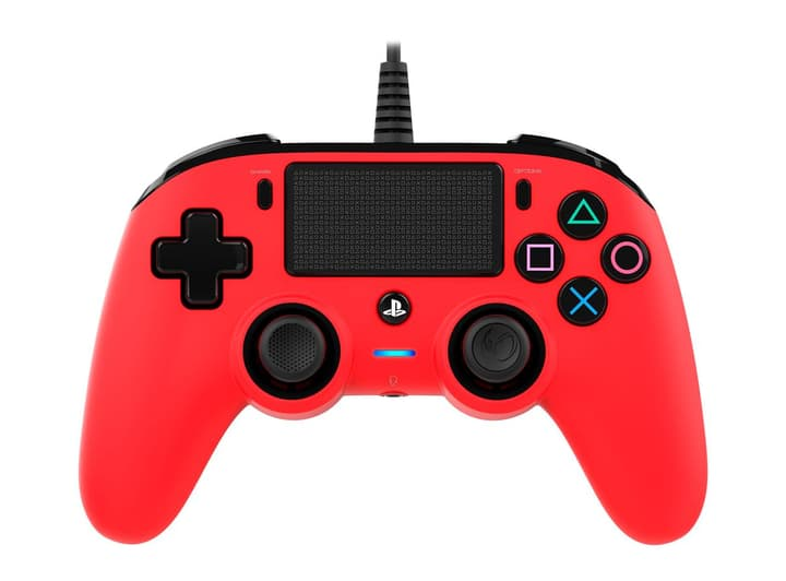 Gaming PS4 manette Color Edition rouge Nacon 785300130458