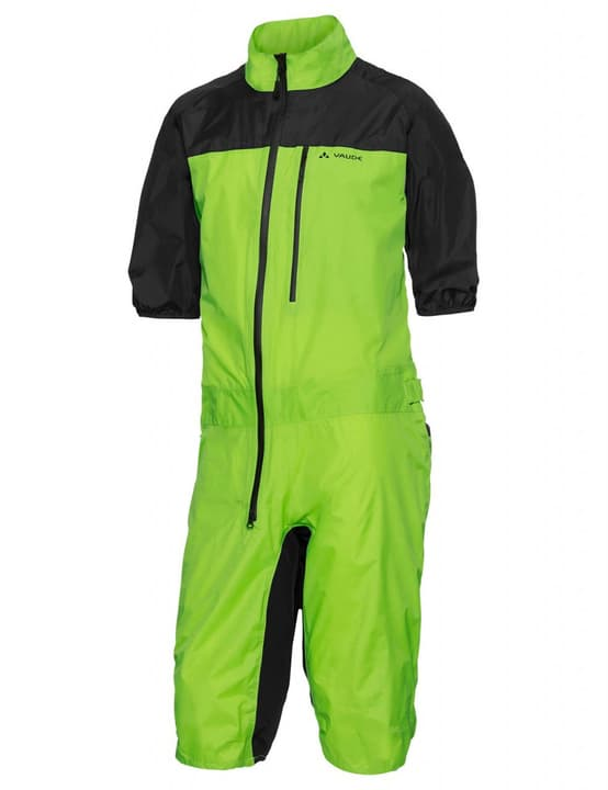 Moab Rain Suit Regen-Overall Vaude 461376200462 Farbe neongrün Grösse M Bild Nr. 1