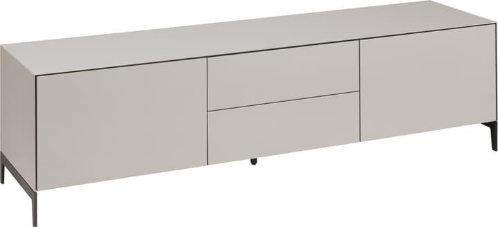LUX TV-Möbel 400826300000 Grösse B: 180.0 cm x T: 46.0 cm x H: 50.4 cm Farbe Taupe Bild Nr. 1