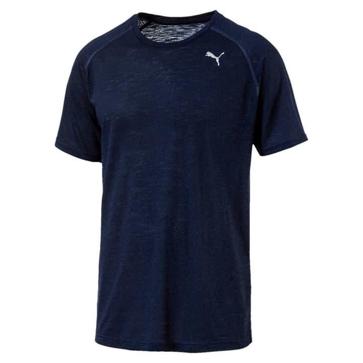 Energy Ess Tee Shirt pour homme Puma 464920400322 Couleur bleu foncé Taille S Photo no. 1