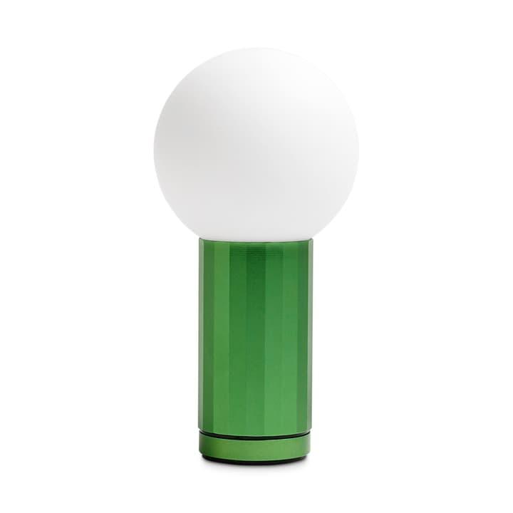 TURN ON Lampada da tavolo HAY 380074500000 Dimensioni A: 19.5 cm Colore Verde N. figura 1