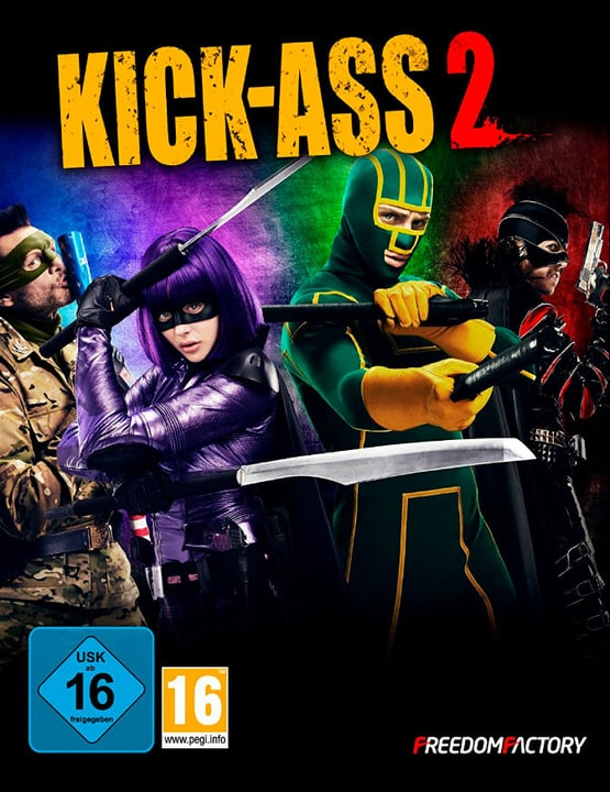 PC - Kick-Ass 2 Digitale (ESD) 785300133905 N. figura 1