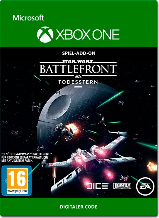 Xbox One - Star Wars Battlefront: Death Star Expansion Pack Digital (ESD) 785300137360 N. figura 1