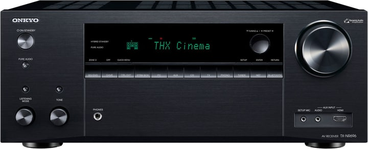 TX-NR696 - Noir AV-Receiver Onkyo 785300144195 Photo no. 1
