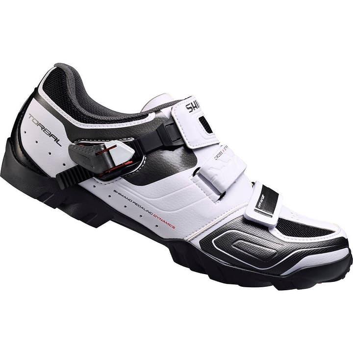 M089W Scarpe da MTB Shimano 493209940010 Colore bianco Taglie 40 N. figura 1