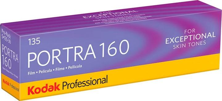 Portra 160 135-36 5-Pack Pellicola a colori negativa Kodak 785300135360 N. figura 1