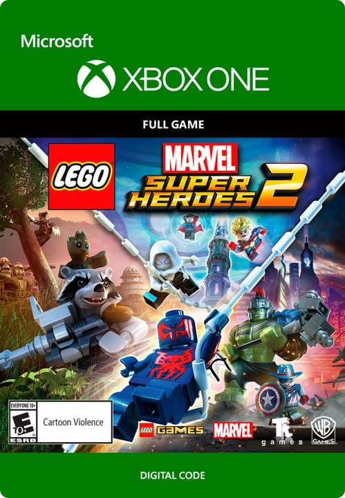 Xbox One - LEGO Marvel Super Heroes 2 Digital (ESD) 785300136311 Bild Nr. 1
