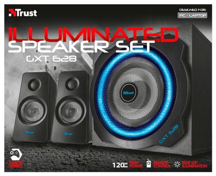 GXT 628 2.1 Illuminated Speaker GXT 628 2.1 Illuminated Speaker Trust 797972400000