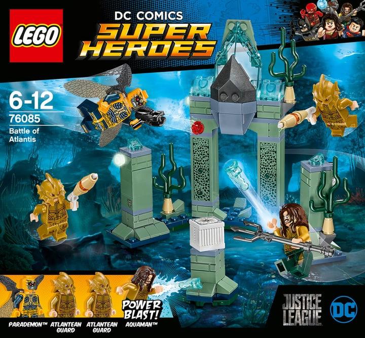 LEGO DC Universe Super Heroes La bataille d'Atlantis 76085 748848000000 Photo no. 1