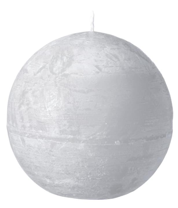 BAL Bougie sphérique 440582901410 Couleur Blanc Dimensions H: 8.0 cm Photo no. 1