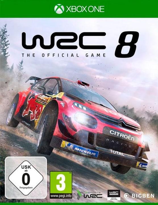 Xbox One - WRC 8 D/F Box 785300145746 Photo no. 1