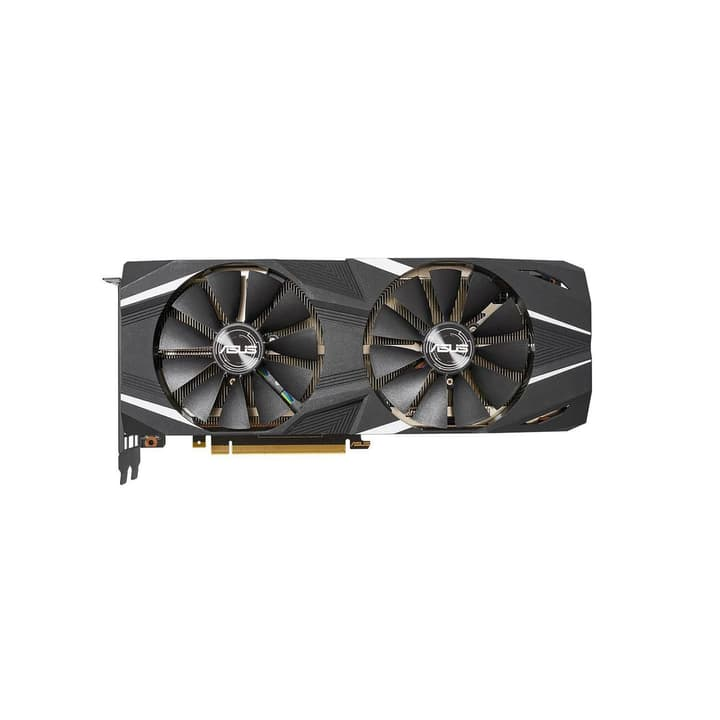Asus GeForce RTX 2080 Ti Dual A11G Card graphique