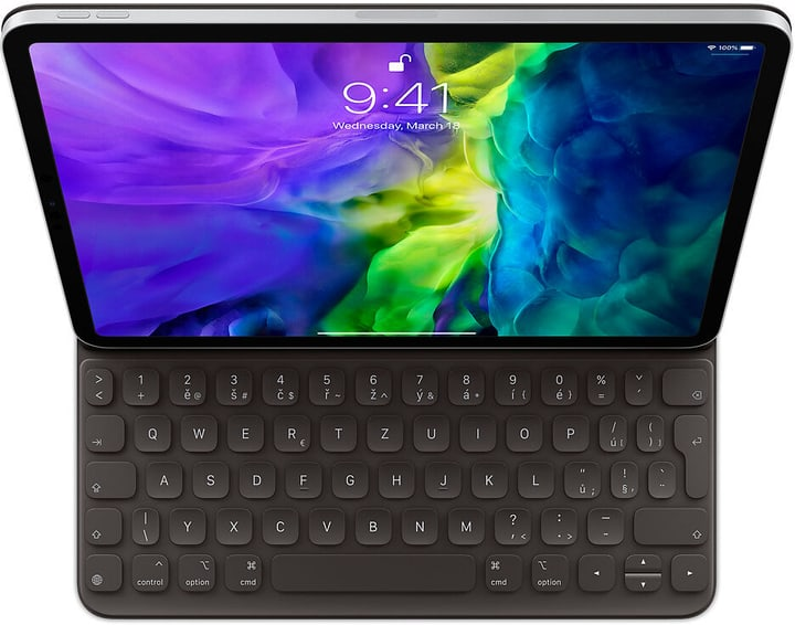 Smart Keyboard Folio iPad Pro 11 2. Gen. CH-Layout Apple 798729500000 Bild Nr. 1