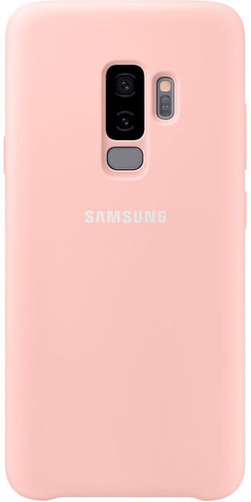 Silicone Cover rosé vif Coque Samsung 785300133646 Photo no. 1