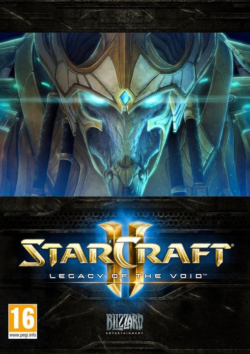PC - Starcraft 2: Legacy of the Void Box 785300120294 Photo no. 1
