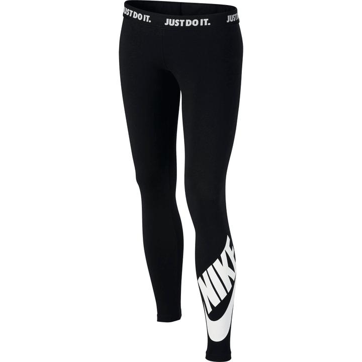 Sportswear Leg-A-See Legging Leggings pour fille Nike 464536712820 Couleur noir Taille 128 Photo no. 1