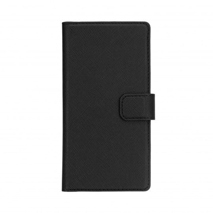 Wallet Case Viskan nero Custodia XQISIT 785300123349 N. figura 1
