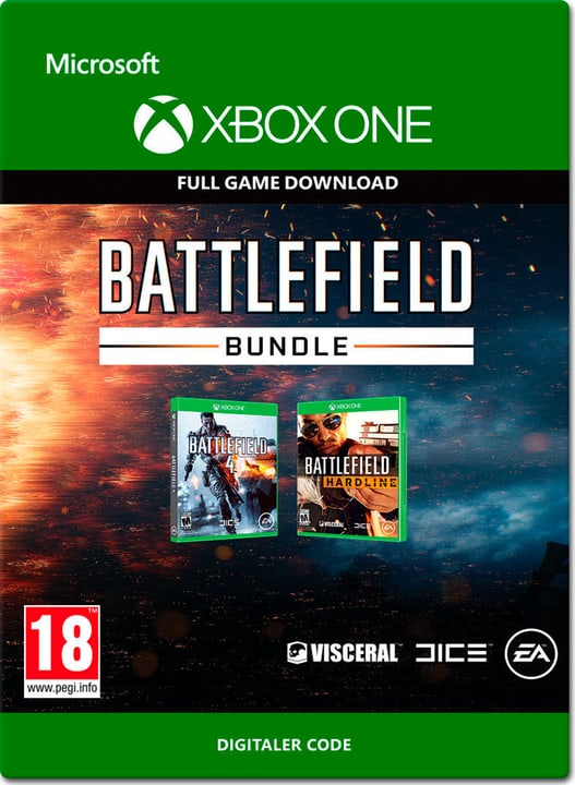 Xbox One - Battlefield - Bundle Download (ESD) 785300137923 Photo no. 1