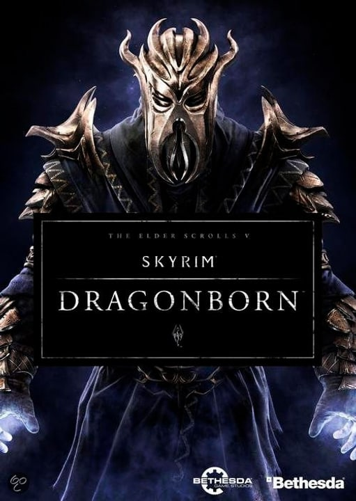 PC - The Elder Scrolls V: Skyrim Dragonborn Digitale (ESD) 785300133800 N. figura 1