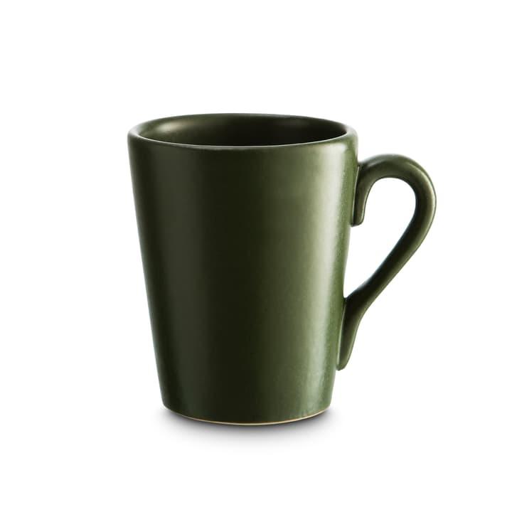 BRANDAO Tasse 393116100000 Grösse B: 8.5 cm x T: 8.5 cm x H: 10.0 cm Farbe Olive Bild Nr. 1